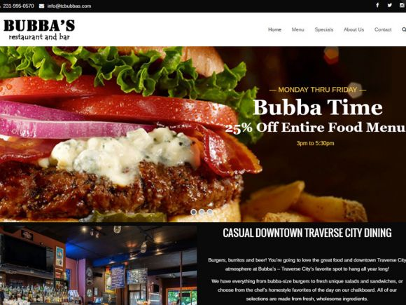 Bubba's Restaurant and Bar