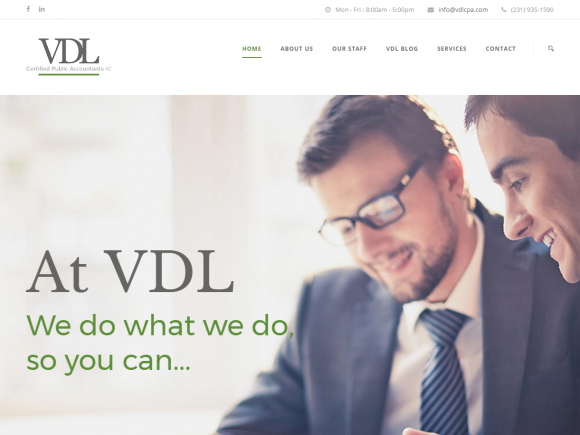 VDL Certified Public Accountants PC